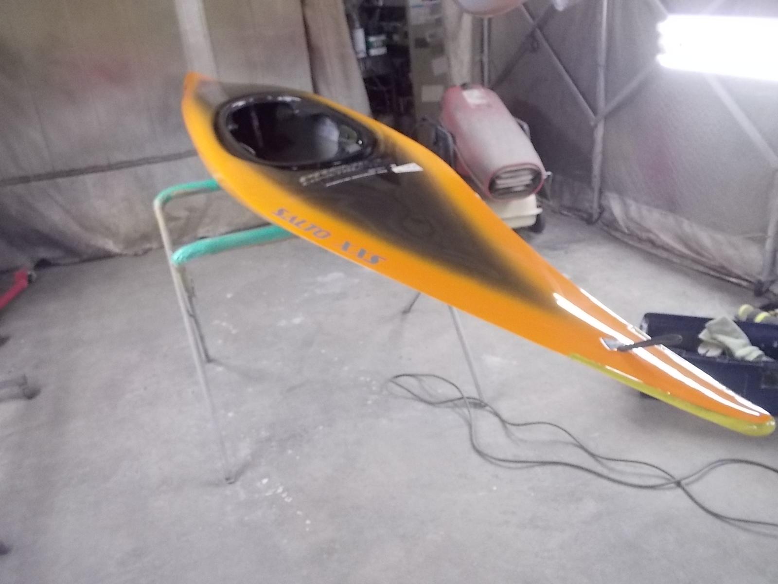 2輪 タンク/カウル修理  のイメージ